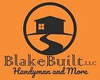 Logo w Orange Background (Handyman) crop