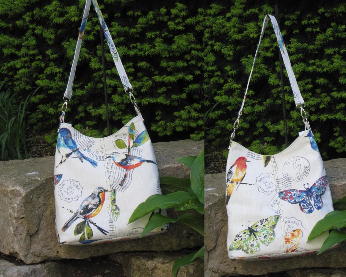 Bird _ Butterfly Bag 2