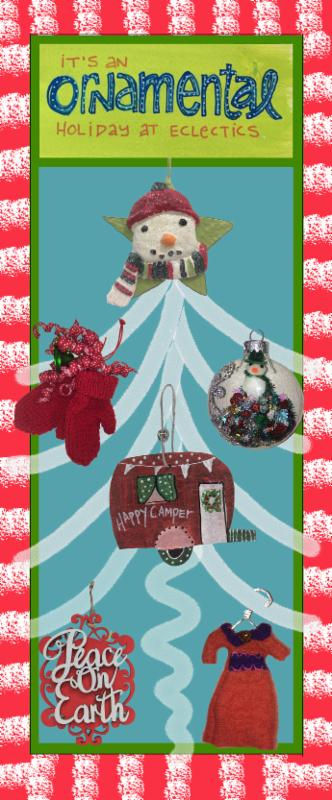 Handmade Ornament Contest