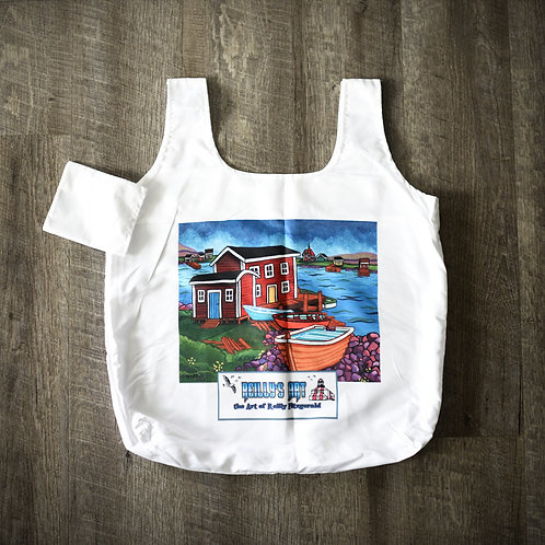 Reilly's Art Reusable Shopping Bag #2