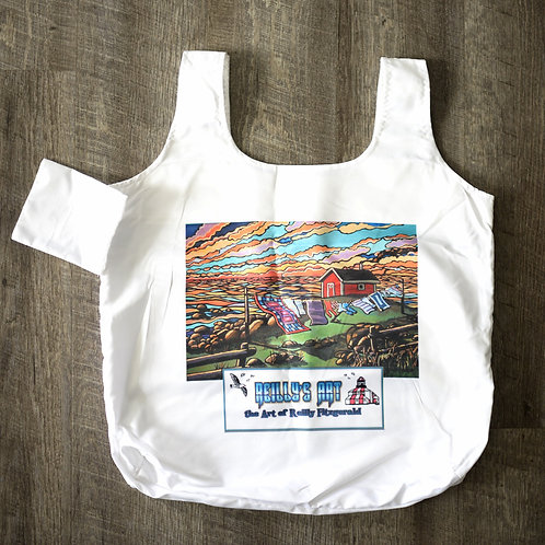 Reilly's Art Reusable Shopping Bag #1