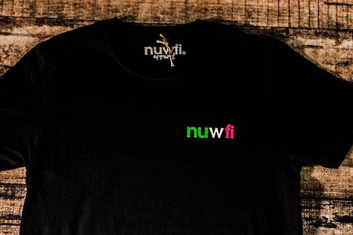 Nuwfi Lettering T-Shirt