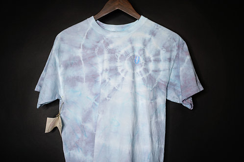 """Shot Through The Heart"" (Adult Unisex Medium T Shirt) @TheUProjectNL"