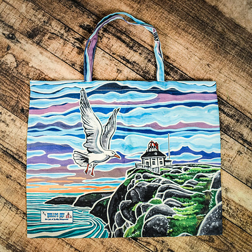 """""""Cape Spear"""" Large Tote Bag"""