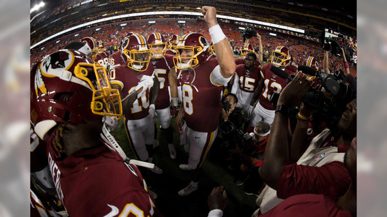Redskins in a DO Situation. Dying not an option.