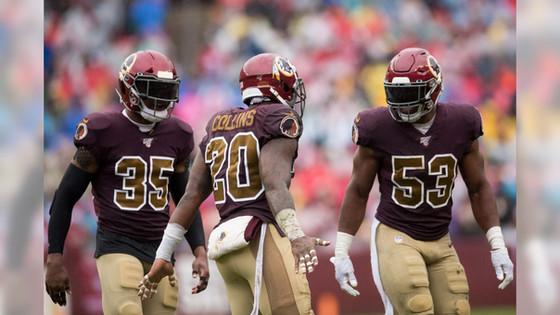 Redskins face their former Quarterback Kirk Cousins on Thursday Night Football.