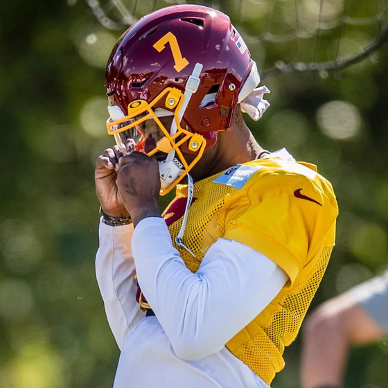 The Time is Now for Dwayne Haskins