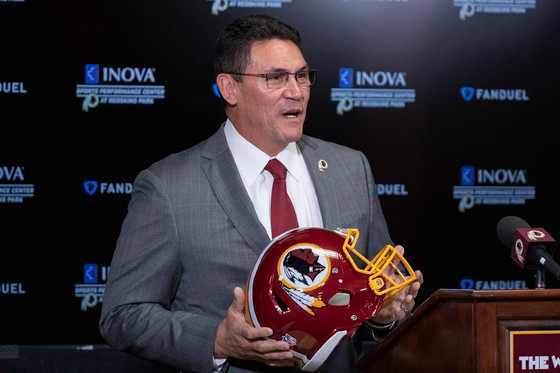 Two Months In and Ron Rivera is Already Making Changes for the Better