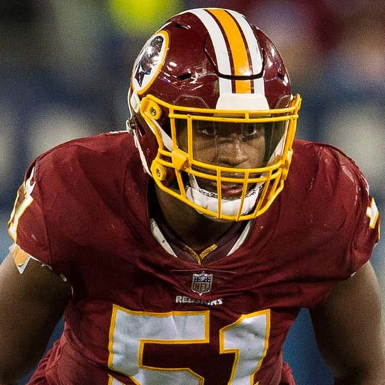 Three Redskins Players to Keep an Eye On....