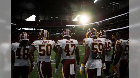 Redskins Players Prepare for Final Showcase: Preseason Game 4
