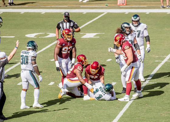 Washington Needs to Start Out Fast, Aggressive and Make a Statement Week 3