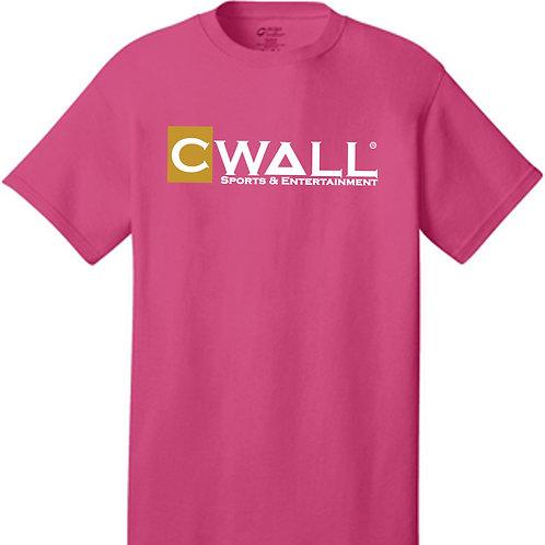 CWALL Pink Awareness Short Sleeve T-Shirt