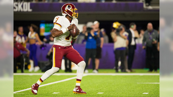 Haskins gets his first NFL start. How will the Redskins fare against the 5-2 Buffalo Bills?