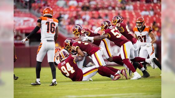 Redskins Prep for Dress Rehearsal with Atlanta Falcons: Preseason Game 3