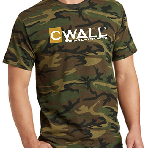 CWALL Camouflage T-Shirt
