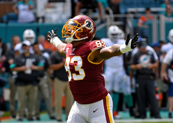 It's time for Jonathan Allen to Prove His Name Should be Mentioned Amongst the NFL Elite Defensi