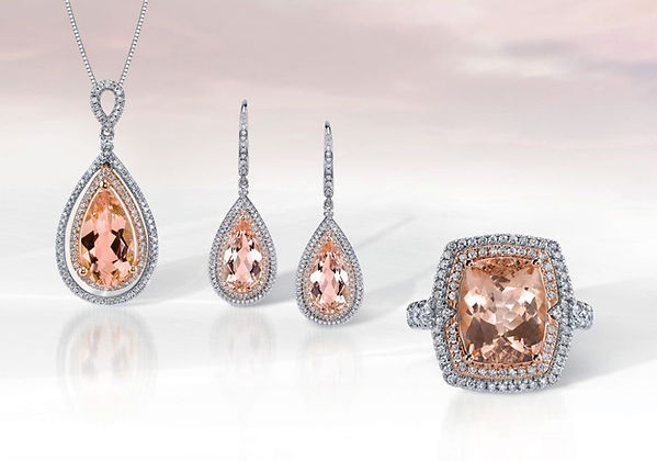 Cirari, Blush Morganite