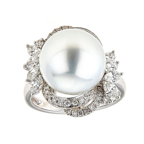 18KW SOUTH SEA PEARL RING