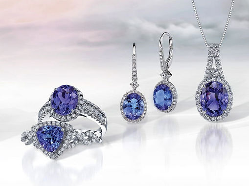 Cirari, Royal Blue Tanzanite