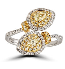 Cirari, Ring, Yellow Diamond