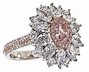 Cirari, Ring, Pink Diamond