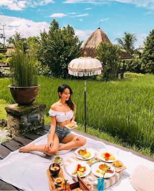Instagram worthy spots in Ubud-Bali