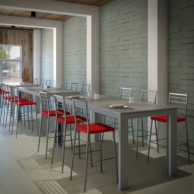 INDOOR SEATING | TABLES