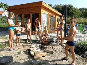 Denný letný tábor 2018 Devínska Nová Ves