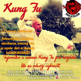 kung fu vrbovce