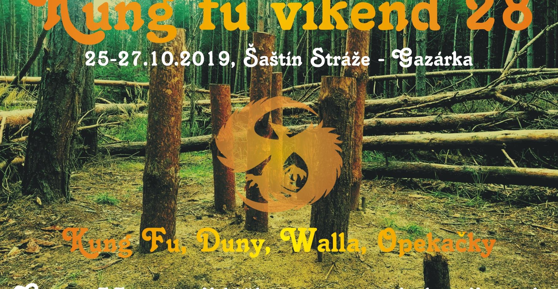 Kung fu víkend 28