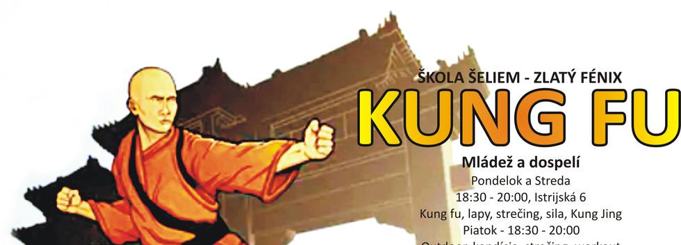 Kung fu Devínska Nová Ves