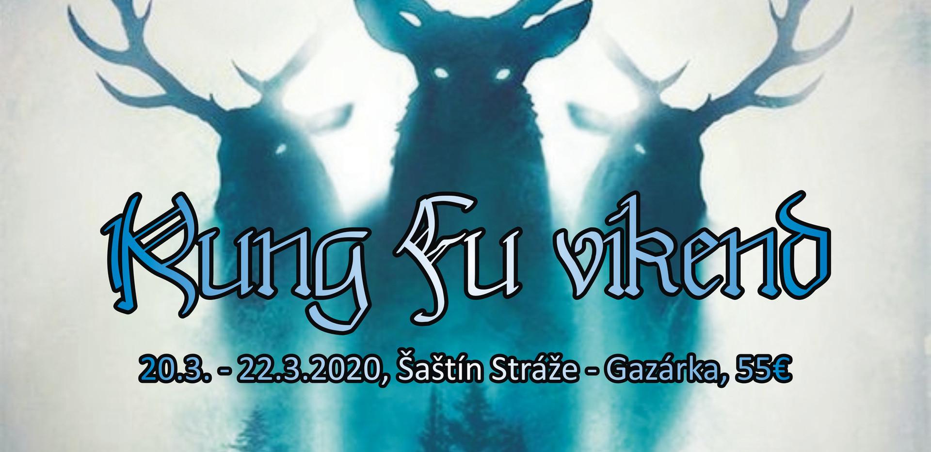 Kung fu víkend na Gazárke