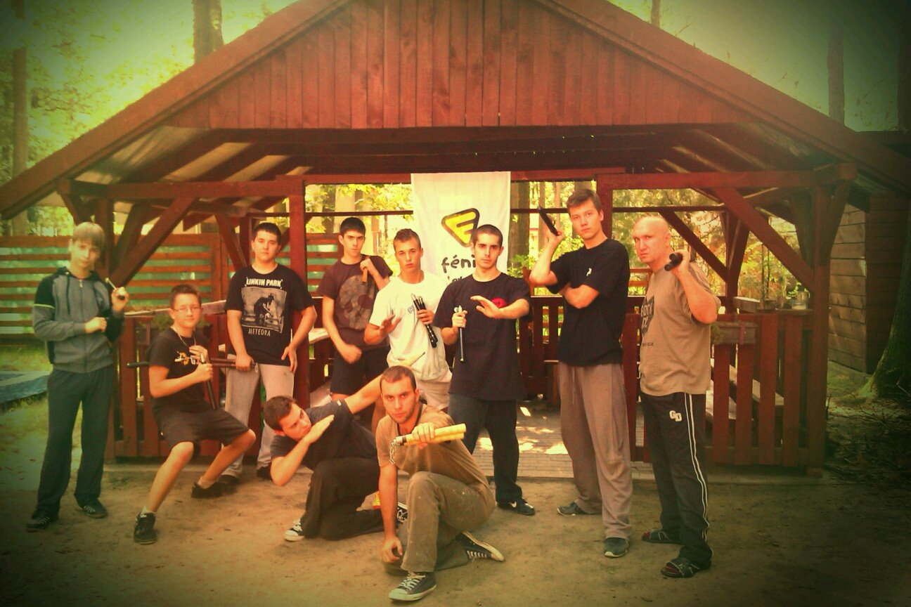 Kung fu tábor - Kung fu camp