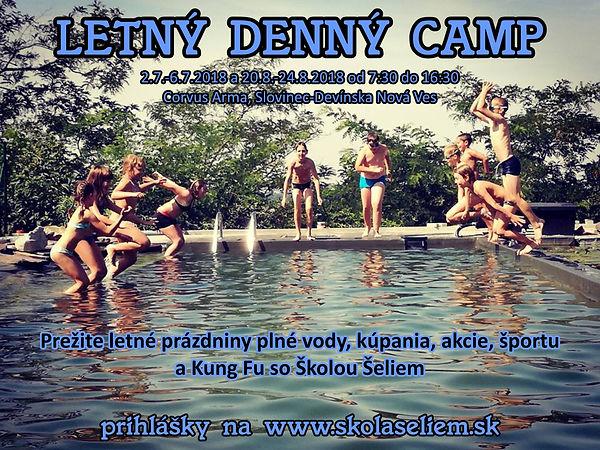 Denný letný camp, Škola ŠELIEM