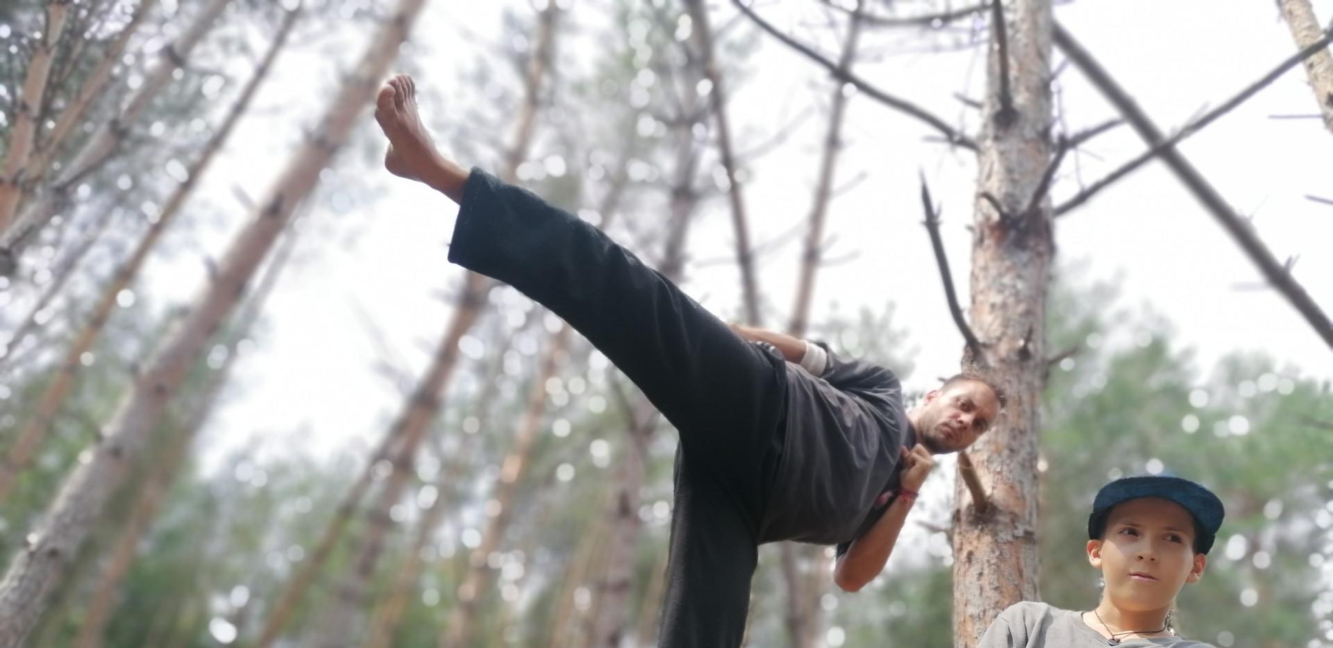 kung fu víkend