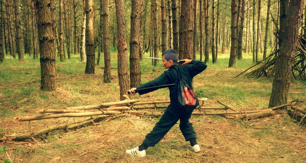 kung fu tábor