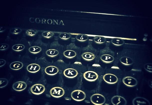 Antique Smith Corona