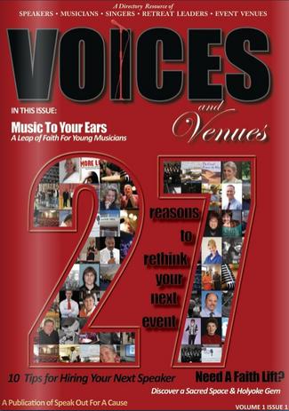 Voices & Venue Non Profit