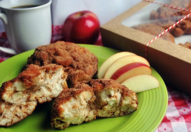 Apple Cinnamon Fritter