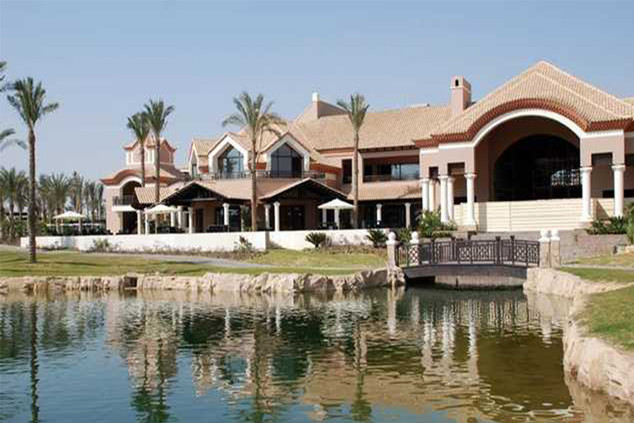 Katameya Dunes Luxury Villas Roof Tiles