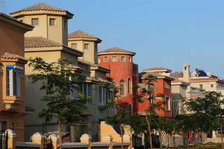 Palm Hills Complex Roof Tiles by Helios Group