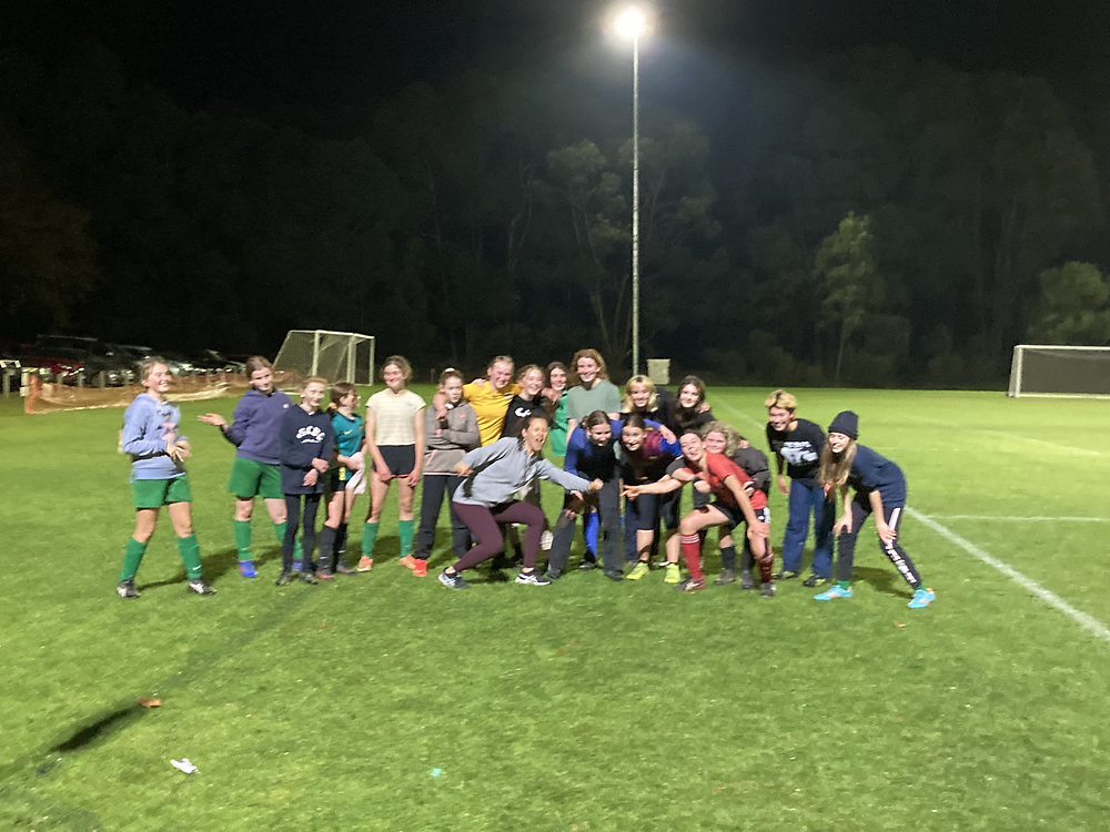 Soccer Team building workshop