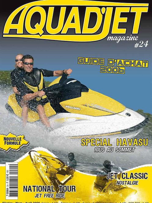 Aquad'Jet #24