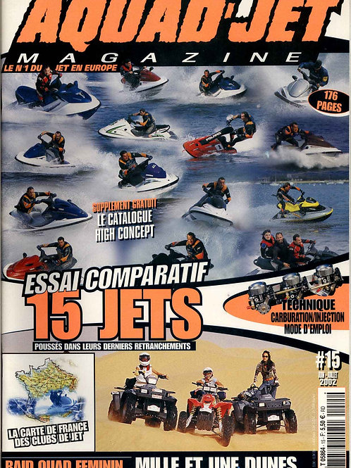 Aquad'Jet #15