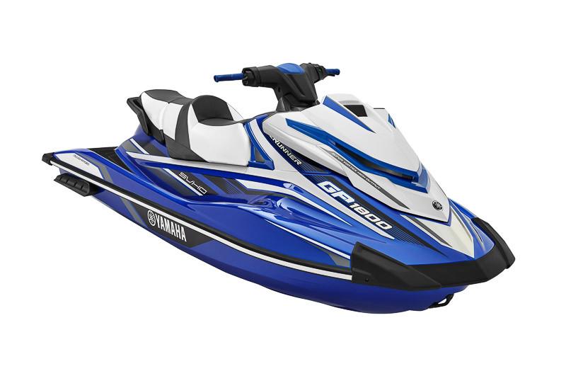 YAHAMA GP1800 livrée bleue