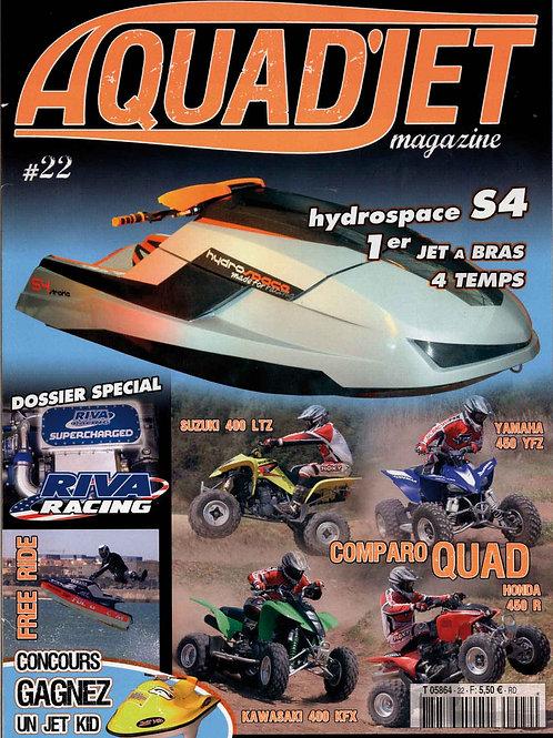 Aquad'Jet #22