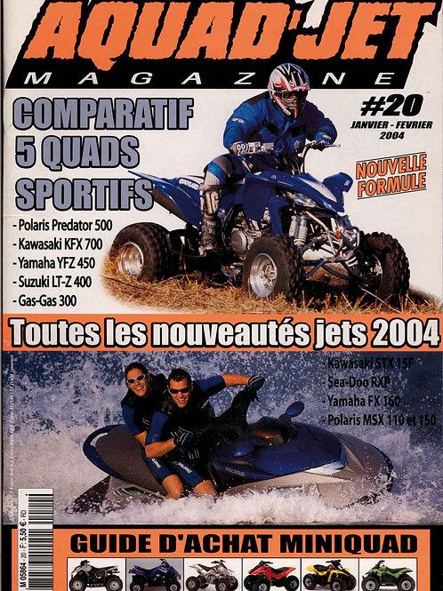 Aquad'Jet #20