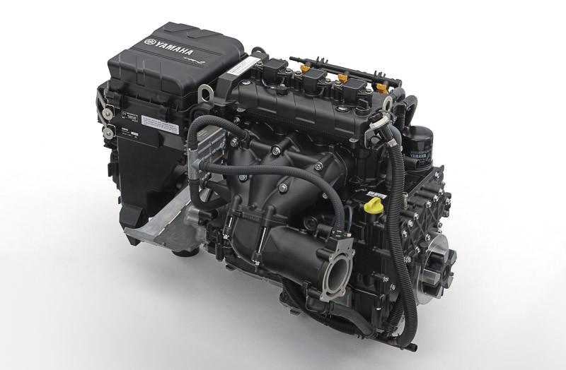 Moteur TR1 pour la gamme EX.