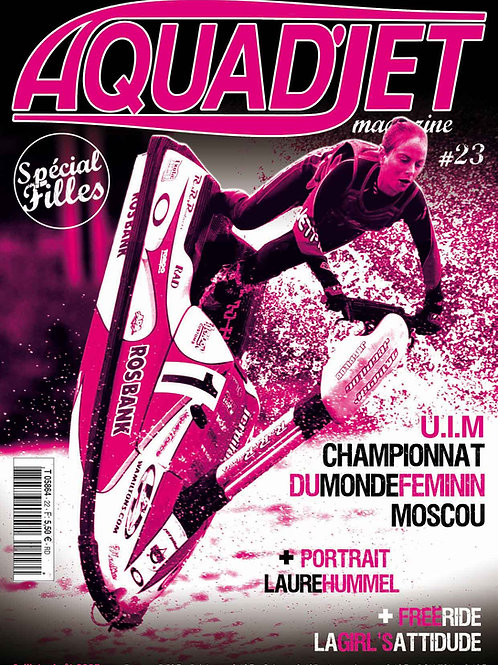 Aquad'Jet #23
