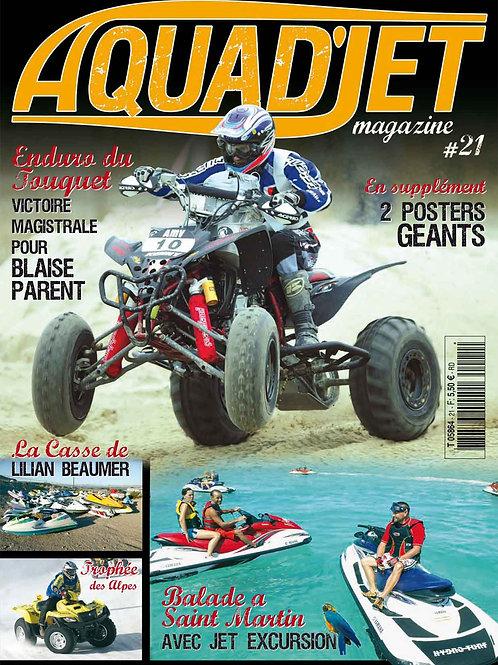 Aquad'Jet #21
